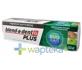 PROCTER & GAMBLE DS. POLSKA SP Z O.O. BLEND-A-DENT PLUS DUAL PROTECTION Krem do protez 40g