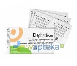 LABORATOIRES THEA Blephaclean Chusteczka jałowa hypoalergiczna