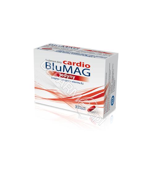 HASCO-LEK Blumag cardio jedyny x 30 kaps