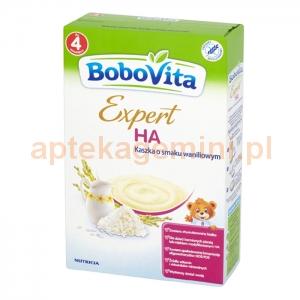 NUTRICIA BoboVita, Expert HA, kaszka o smaku waniliowym, po 4 miesiącu, 200g