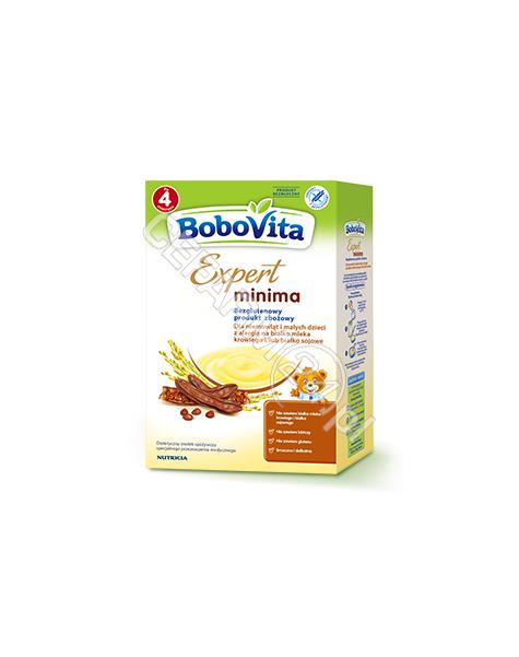 NUTRICIA Bobovita Expert Minima bezglutenowy produkt zbożowy 350 g