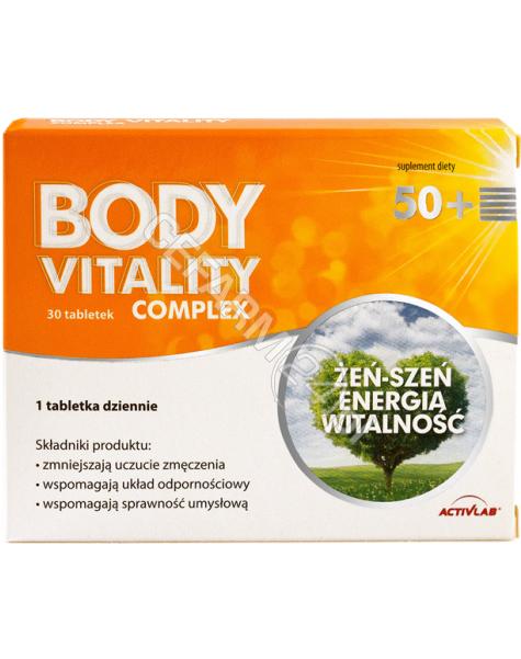 REGIS Body vitality complex 50+ x 30 tabl