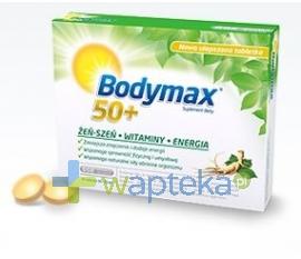 AXELLUS Bodymax 50+ 30 tabletek