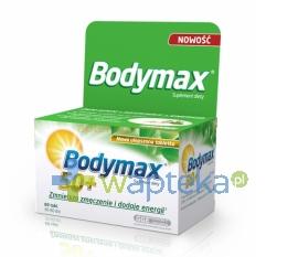 AXELLUS Bodymax 50+ 60 tabletek