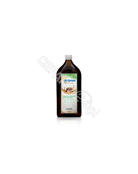 AXELLUS Bodymax 50+ płyn 250 ml