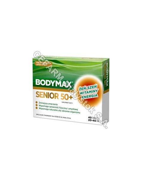 AXELLUS Bodymax 50+ x 120 tabl