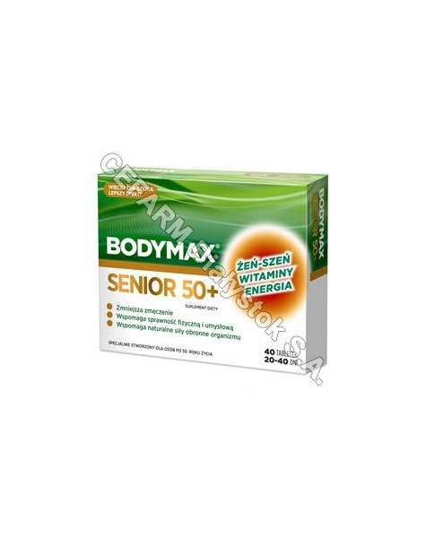 AXELLUS Bodymax 50+ x 600 tabl
