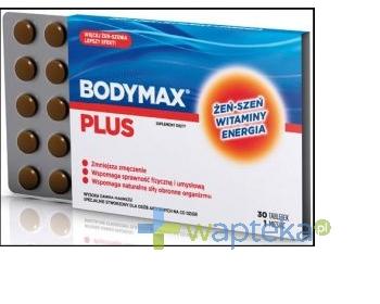 AXELLUS Bodymax Plus 150 tabletek - Krótka data ważności - do 31-12-2015
