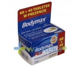 AXELLUS Bodymax Plus 60 tabletek + 40 tabletek