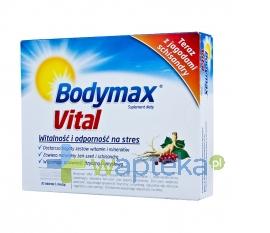 AXELLUS Bodymax Vital 30 tabletek