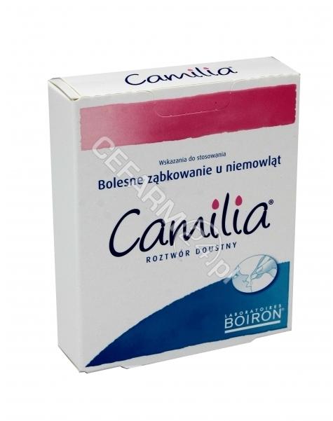 BOIRON Boiron camilia - roztwór doustny 1 ml x 10 minimsów