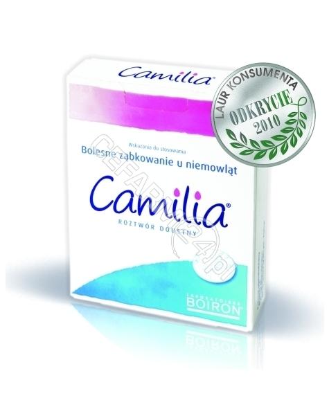 BOIRON Boiron camilia - roztwór doustny 1 ml x 30 minimsów