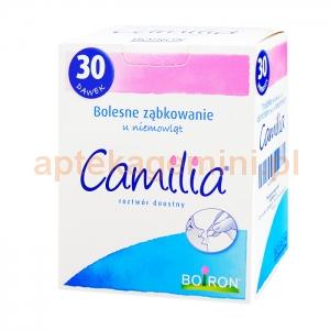 BOIRON BOIRON Camilia, roztwór doustny, 30 ampułek po 1ml