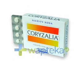 BOIRON BOIRON, Coryzalia na stany katarowe, 40 tabletek
