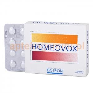 BOIRON BOIRON, Homeovox na struny głosowe, 60 tabletek
