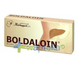 HERBAPOL-WROCLAW S.A. Boldaloin 30 tabletek