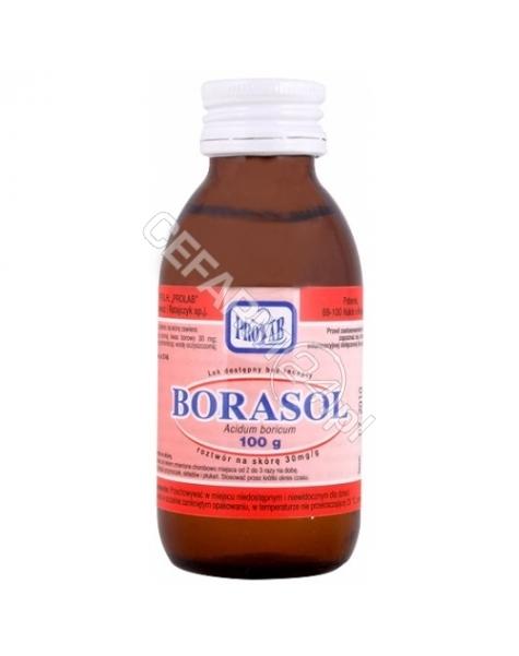 PROLAB Borasol płyn 3% 100 g