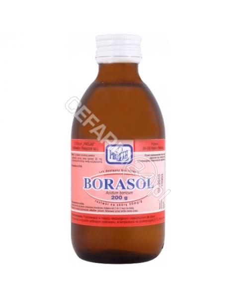 PROLAB Borasol płyn 3% 200 g