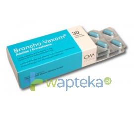 OMEGA PHARMA POLAND SP Z OO Broncho-Vaxom kapsułki 7 mg 30 sztuk