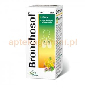 PHYTOPHARM KLĘKA Bronchosol, syrop, 100ml