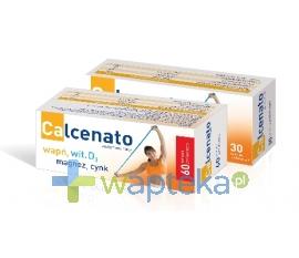 ICN POLFA RZESZÓW S.A. Calcenato 60 tabletek