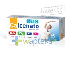 ICN POLFA RZESZÓW S.A. Calcenato OSTEO 60 tabletek