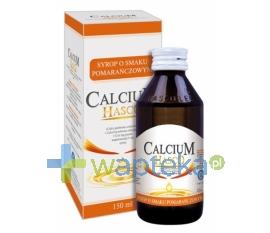 HASCO-LEK PPF Calcium HASCO syrop o smaku pomarańczowym 150ml