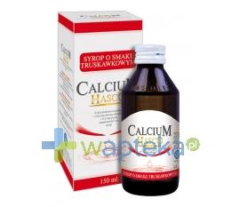 HASCO-LEK PPF Calcium HASCO syrop o smaku truskawkowym 150ml