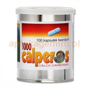 TEVA Calperos, 1000mg, 100 kapsułek