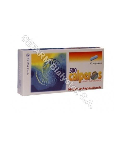 TEVA KUTNO Calperos 500 mg x 30 kaps