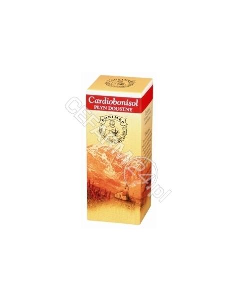 BONIMED Cardiobonisol krople ziołowe Ojca Grzegorza Sroki 100 g