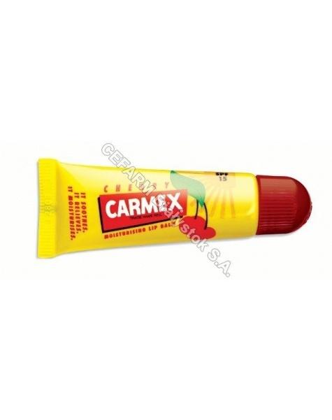 CARMA Carmex balsam do ust w tubce wiśnia 10 g