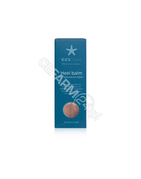 SIROSCAN CCS Heel balm intensywny balsam do pięt 50 ml