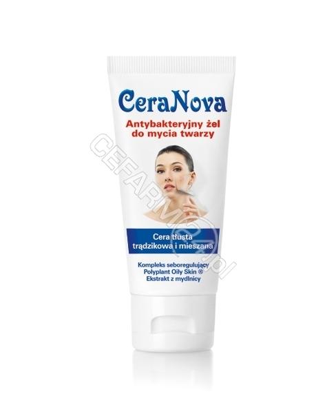 BIGGARDEN Ceranova antybakteryjny żel do mycia twarzy 100 ml
