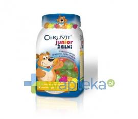 POLFARMEX S.A. Ceruvit Junior żelki o smaku owocowym 50 żelków