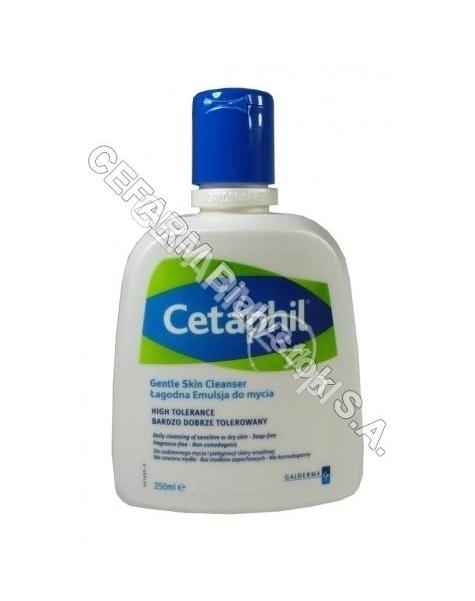 GALDERMA Cetaphil emulsja do mycia 250 ml