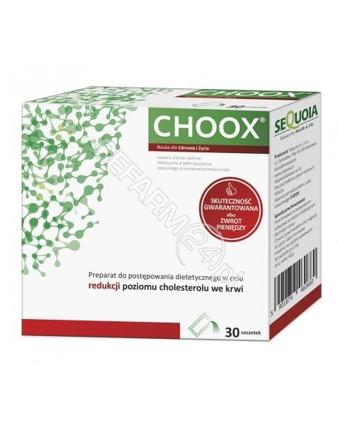 SEQUOIA Choox x 30 sasz