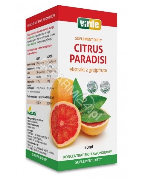 VIRDE Citrus Paradisi 50 ml (dawniej Citrogrept)