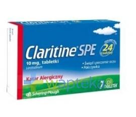 SCHERING-PLOUGH S.A. Claritine SPE 0,01g 7 tab