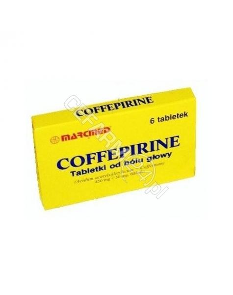 MARCMED Coffepirine x 6 tabletek