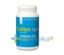 A-Z MEDICA SP. Z O.O. Colon C Light granulat 180 g