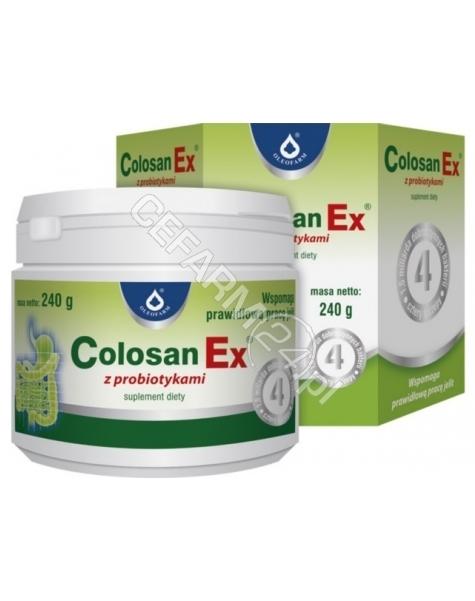 OLEOFARM Colosan ex z probiotykami 240 g