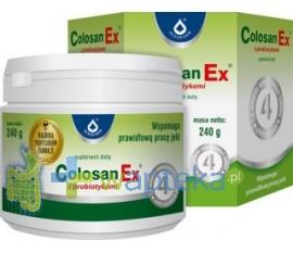 OLEOFARM Colosan EX z probiotykami proszek 240 g