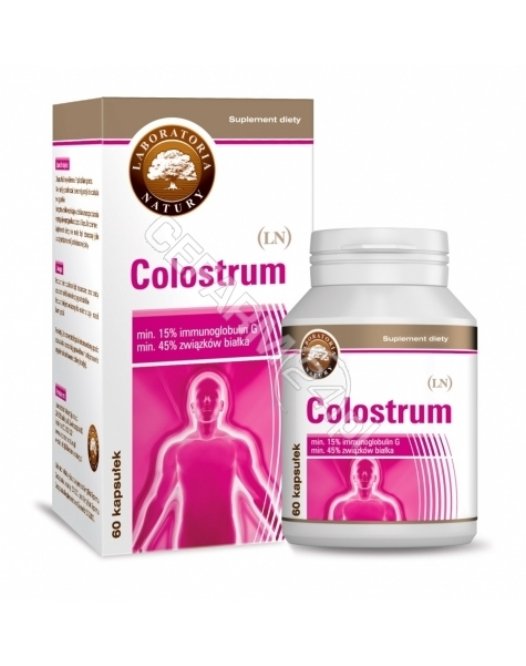 LABORATORIA Colostrum (LN) x 60 kaps
