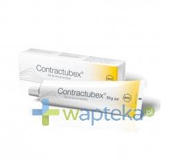 N.P.ZDROVIT SP Z O.O. Contractubex żel 50 g