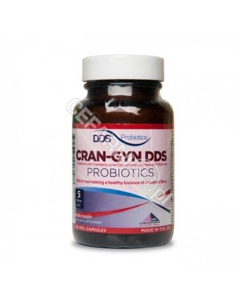 KENAY Cran-gyn probiotyk dla kobiet x 60 kaps