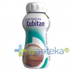 NUTRICIA POLSKA SP. Z O.O. Cubitan o smaku czekoladowym płyn odżywczy 200 ml