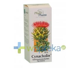 PHYTOPHARM KLĘKA S.A. Cynacholin płyn doustny 100 ml