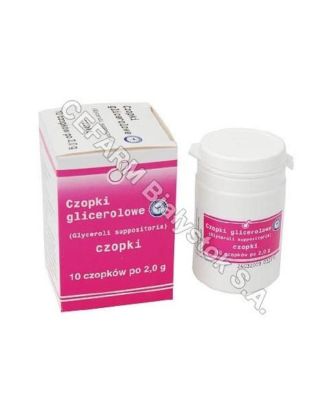 LABORATORIUM Czopki glicerolowe 2 g x 10 szt (olsztyn)