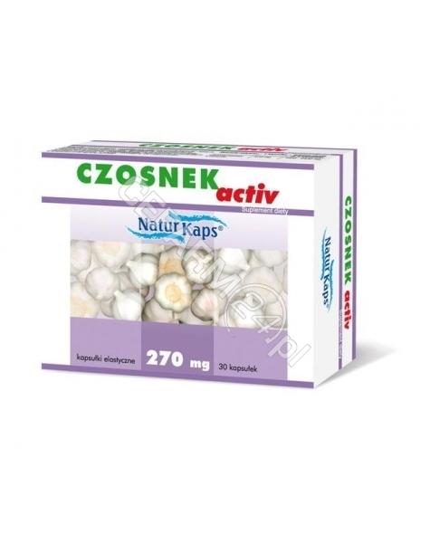 HASCO-LEK Czosnek activ 270 mg x 30 kaps